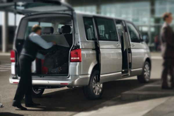 Airport pick-up service
